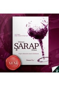 Dünya Şarap Atlası (%30 indirimli)