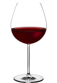 NUDE Vintage Burgonya  Şarap Bardağı 6'lı
