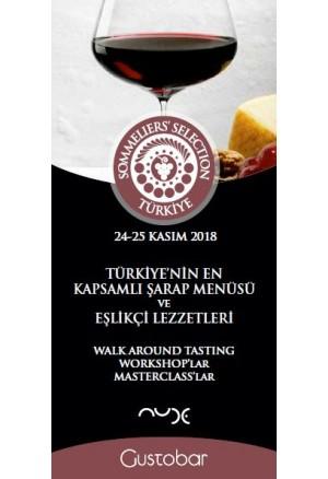 SS Türkiye'nin En Kapsamlı Şarap Menüsü ve Eşlikçi Lezzetleri