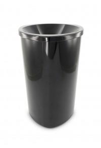 PULLTEX Tükürük Kovası / Siyah (2L)