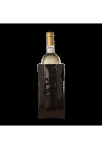 VACUVIN Şarap Soğutucu Kılıf / Siyah