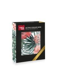 VACUVIN Şarap Soğutucu Kılıf / Çiçekli (Limited Edition)