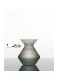 ZALTO Spittoon 50 Grey